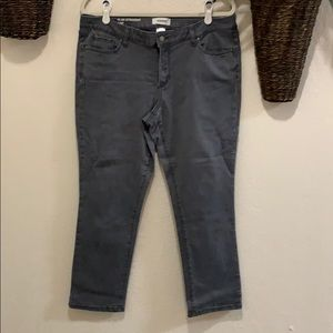 Gray jeans, 2 pairs